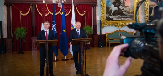 NATO Secretary General visits Latvia